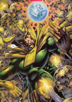 10 Musuh Avengers Terhebat Sepanjang Masa: Loki