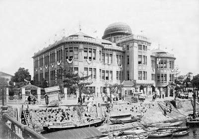 Fotografías de Hiroshima antes de la bomba atómica