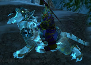 Spectral Tiger Mount WoW Find Full List