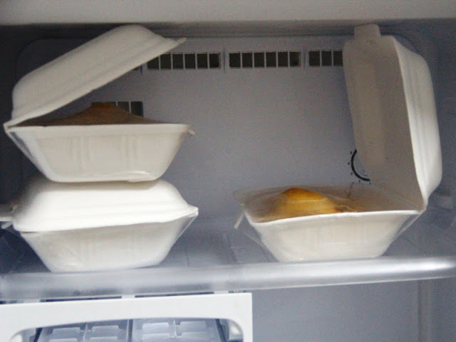 durian in the freezer