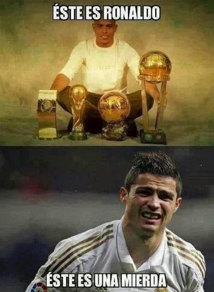 El gran Ronaldo