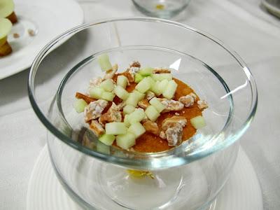 Pré-dessert, par Eddie Benghanem, Chef Pâtissier du Trianon Palace