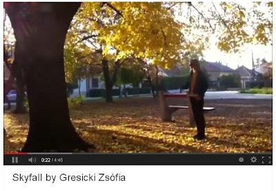 Gresicki Zsófia: SKYFALL