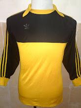 Vintage Adidas Keeper Jersey 1978