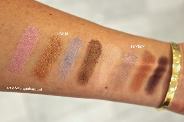 le metier de beaute ken downing kaleidoscope paris london swatches