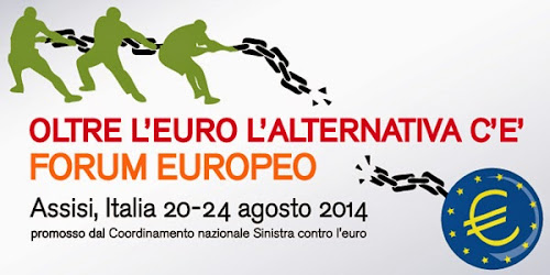 FORUM EUROPEO, Assisi 20-24 agosto 2014