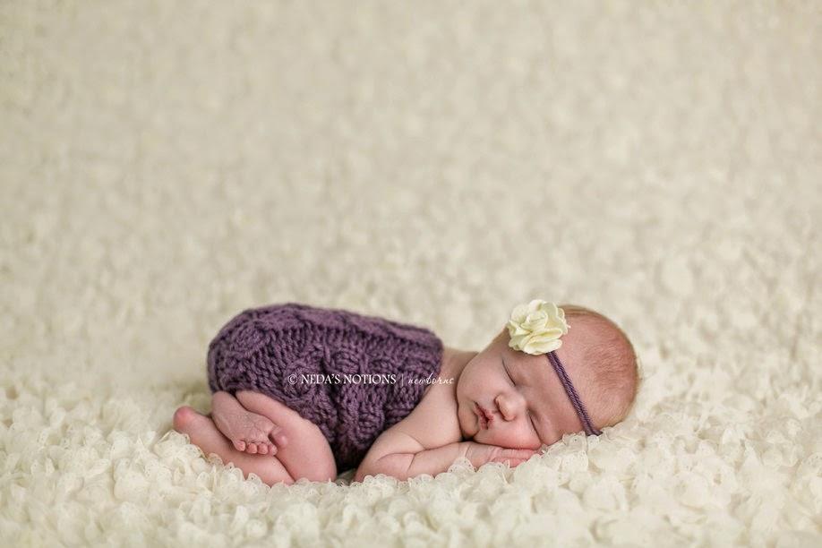 Knitting Patterns For Photography Props : Beautiful ewe designs knit romper pattern newborn