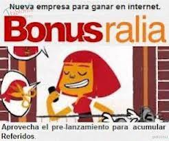 Bonusralia, una buena idea