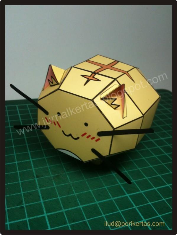Poyopoyo Papercraft