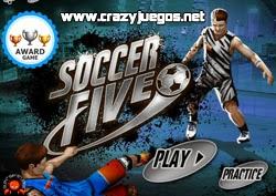 Jugar Soccer Five