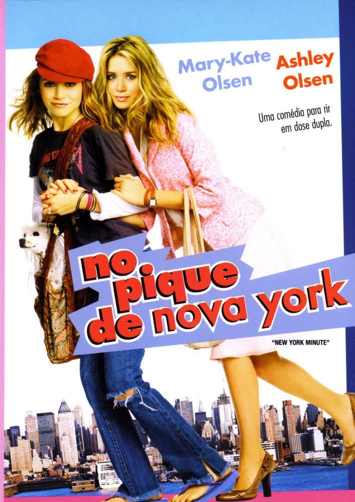 no brasil no pique de nova york título original new york minute