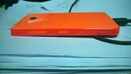 Wujud Nokia X aka Normandi muncul lagi
