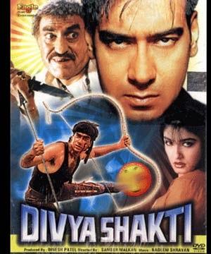 Divya Shakti 1993 Hindi DVDRip 480p 450mb