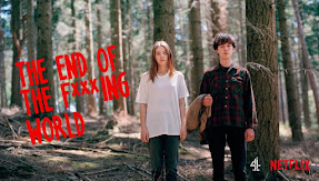 CRÍTICA | THE END OF THE F**KING WORLD - A SIMPLICIDADE DE UMA BOA HISTÓRIA NA TV