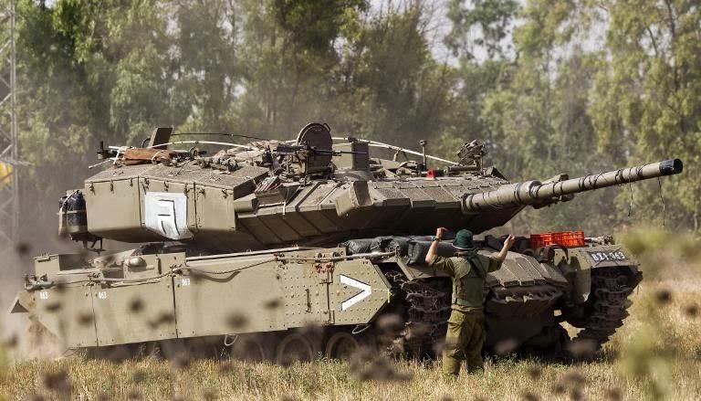 Fuerzas de Defensa de Israel ( צְבָא הַהֲגָנָה לְיִשְׂרָאֵל, Tsva Hahagana LeYisrael) - Página 27 Tamuztank11yp03