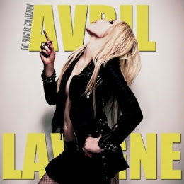 Capa do álbum Avril Lavigne – The Singles Collection: Deluxe Edition (2012)