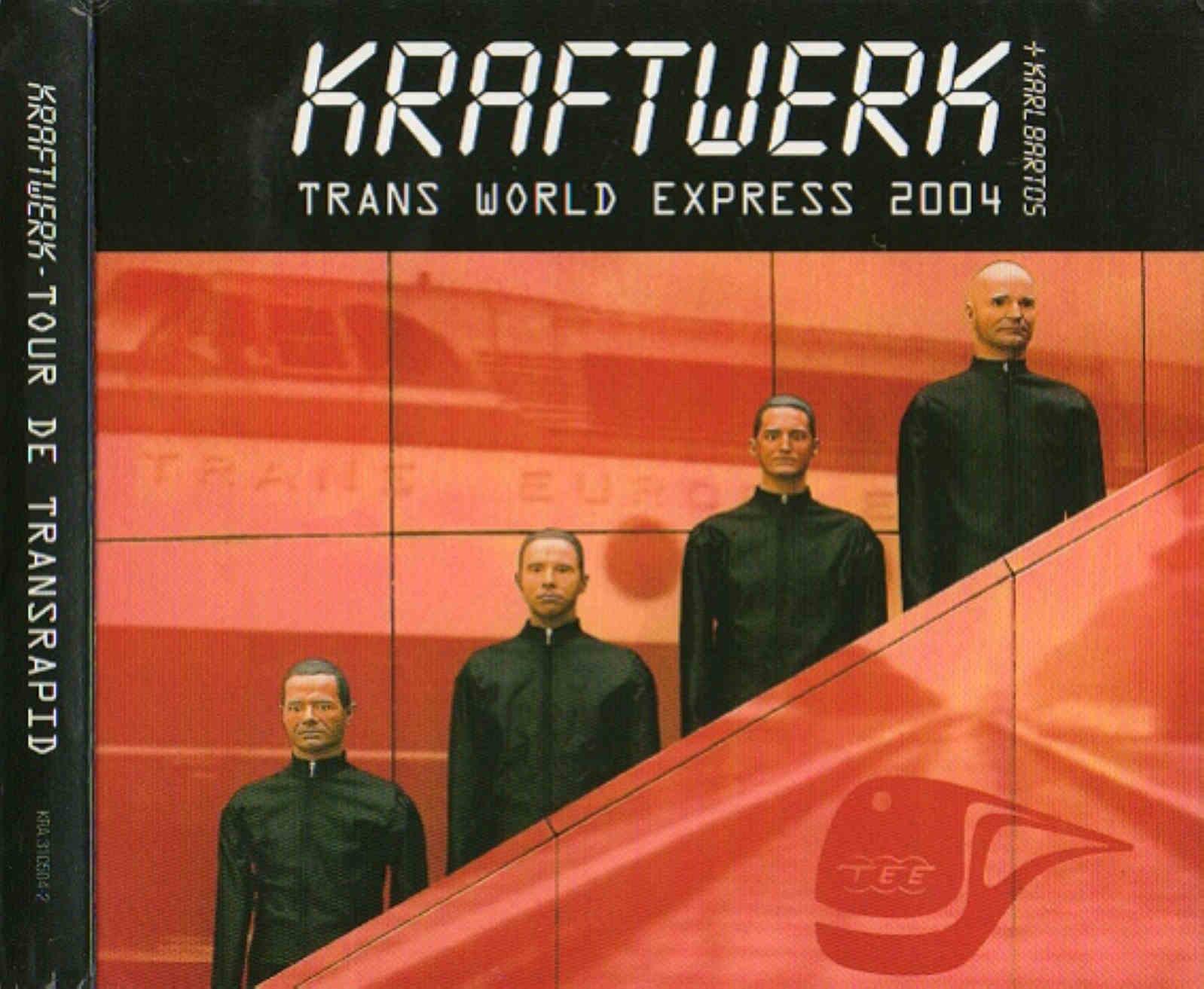 Kraftwerk - Tour De Trance