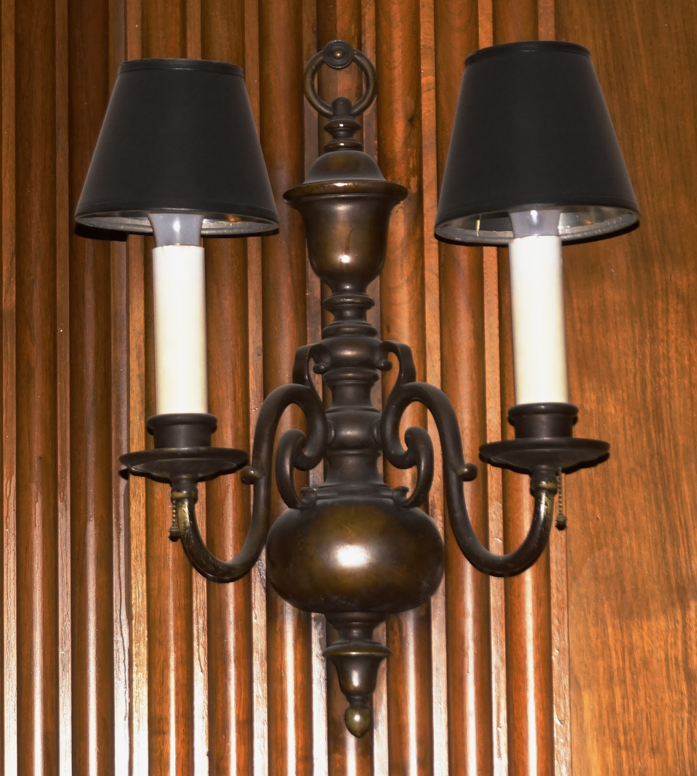 Malcolm Forbes Townhouse's Sconces