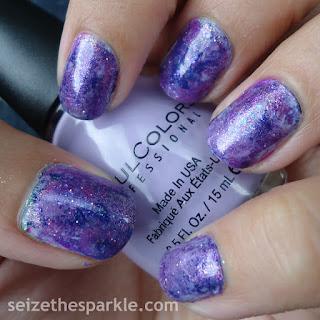 Purple Seriotype Layering