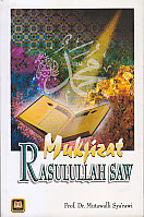 toko buku rahma: buku mukjizat rasulullah saw, pengarang prof. dr. mutawalli sya'rawi, penerbit pustaka setia