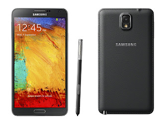 Samsung Galaxy Note 3 Hardware,software,availability announced,