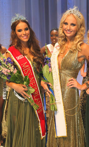 miss nederland netherlands 2011 winners