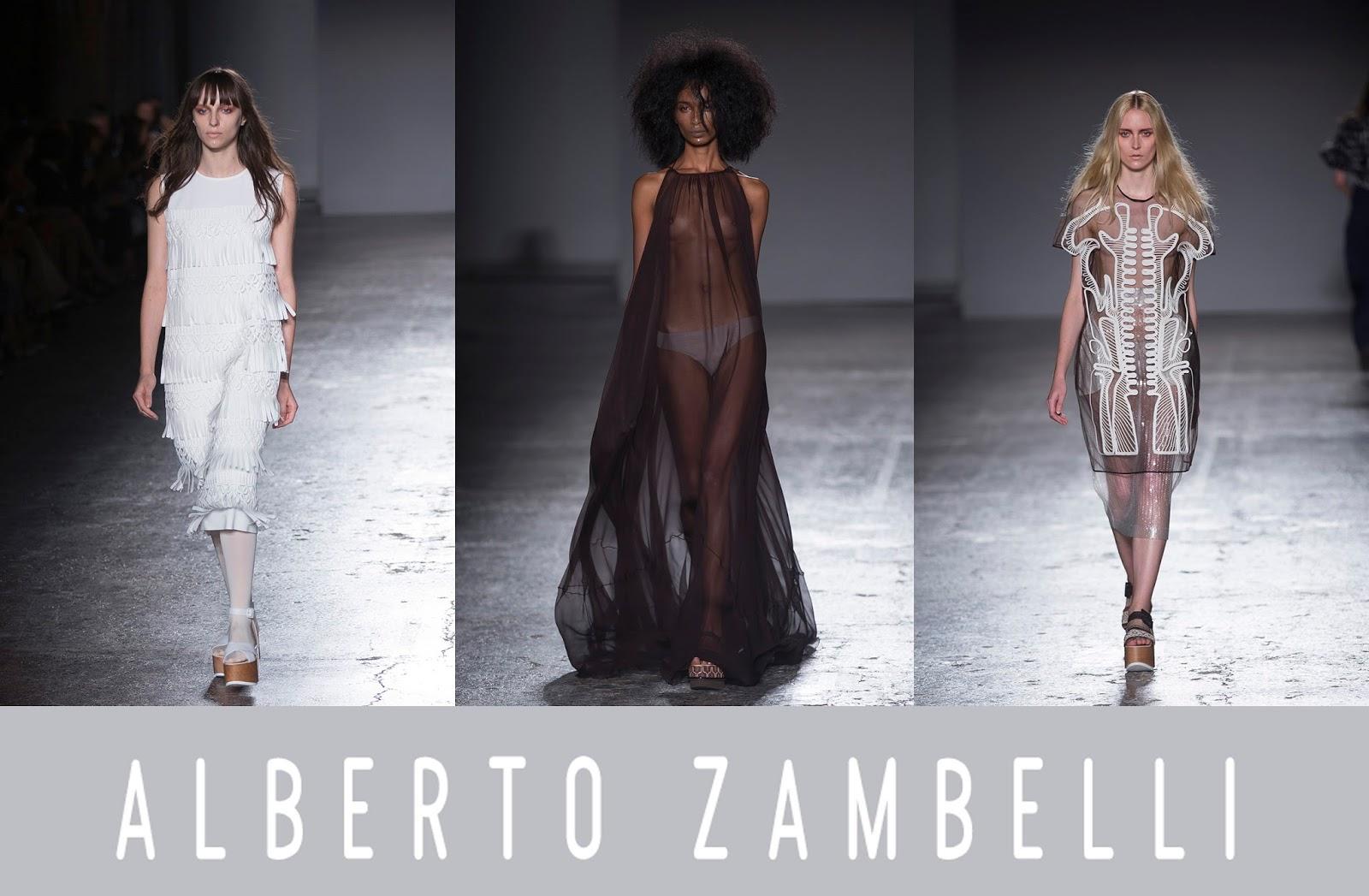 Eniwhere Fashion - Maison Alberto Zambelli