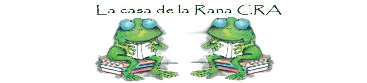 """"""" La casa de la Rana CRA"""""""