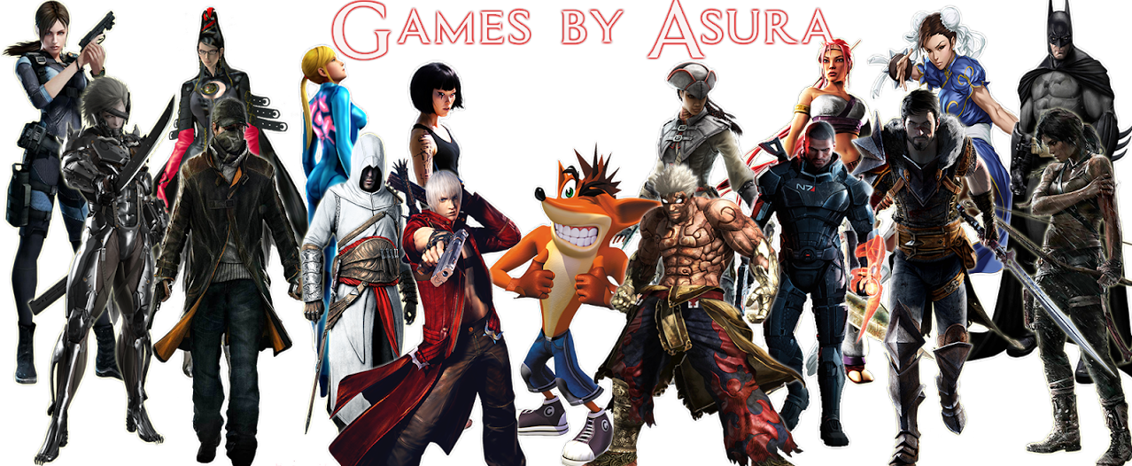 Games by Asura