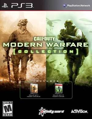 Call of Duty: Modern Warfare Collection – PS3