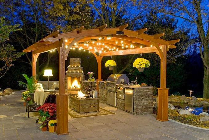 Simple Outdoor Kitchen Design Ideas Picture 07