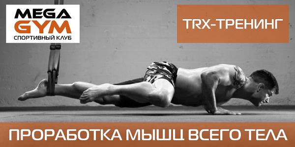 trx тренинг