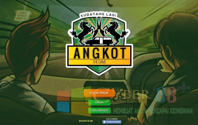 Download Angkot The Game Full For PC