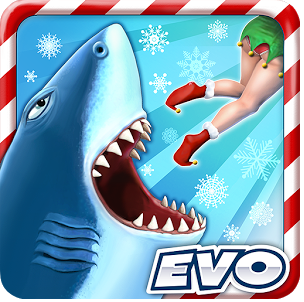 Hungry Shark Evolution v3.3.0 Mod