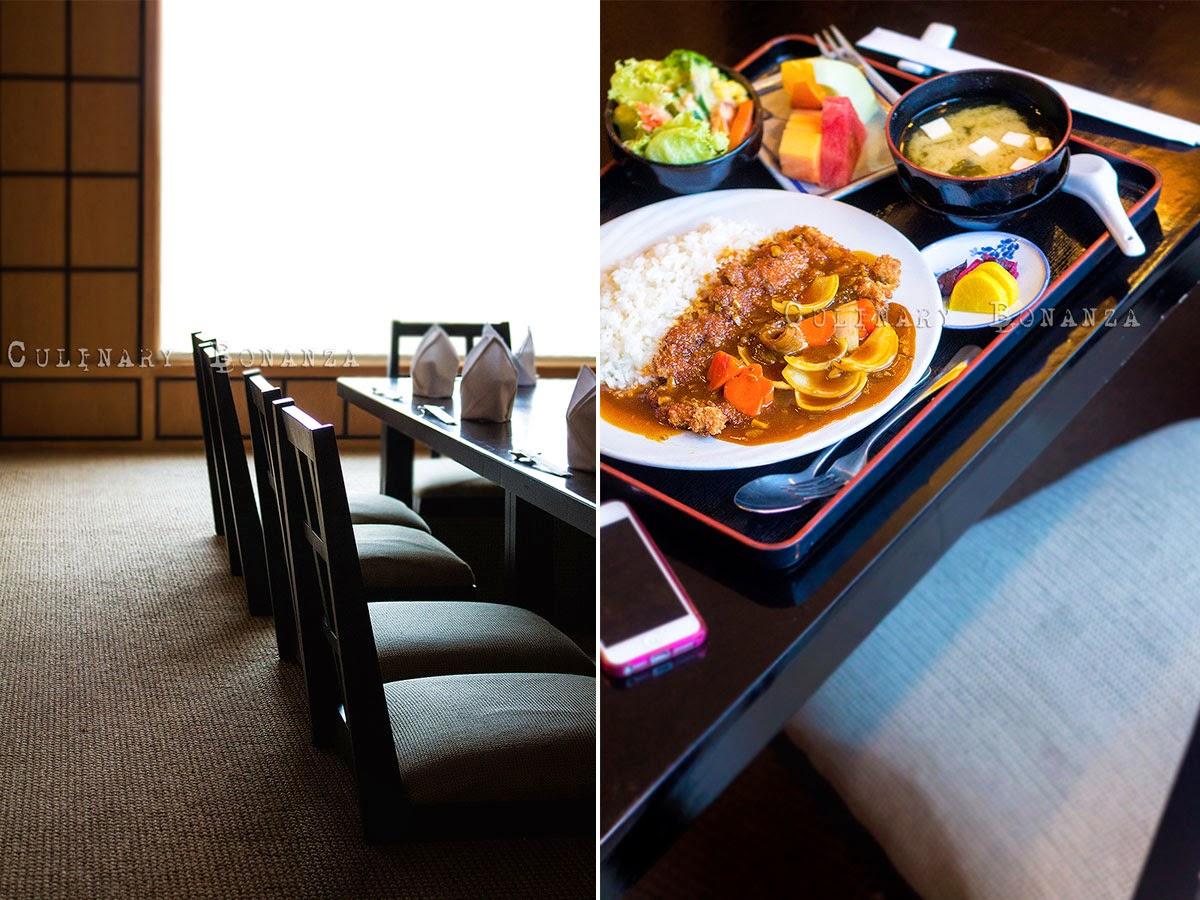 Matsu Japanese Restaurant Millennium Hotel Sirih Jakarta