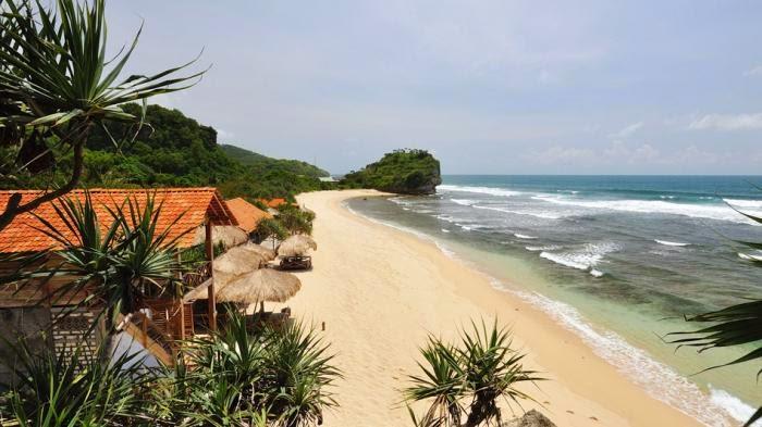 Pantai Indrayanti Akan Di Perluas