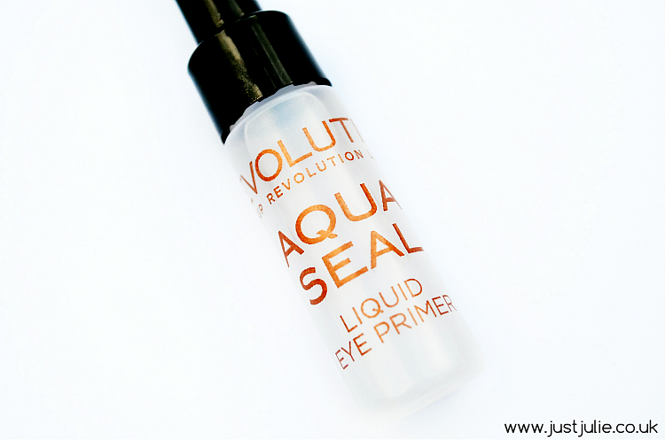 Makeup Revolution Aqua Seal Eye Primer Review