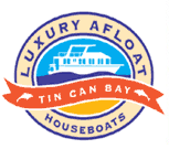 LUXURY AFLOAT HOUSE BOAT HIRE, TIN CAN BAY