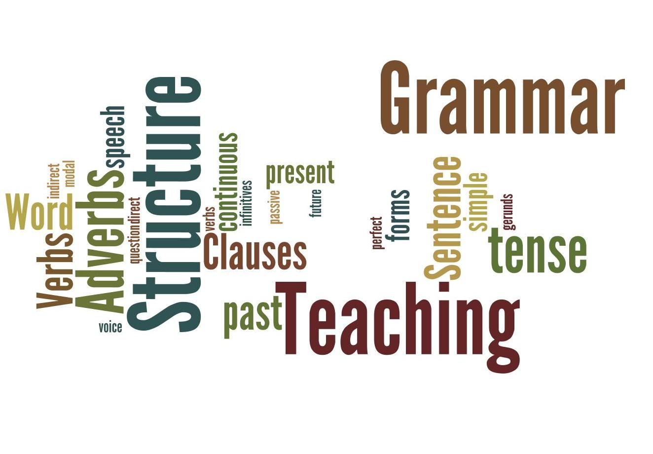 the role of grammar instruction in Department of english studies the importance of grammar in second language  teaching research paper submitted in partial fulfillment of the requirements for.