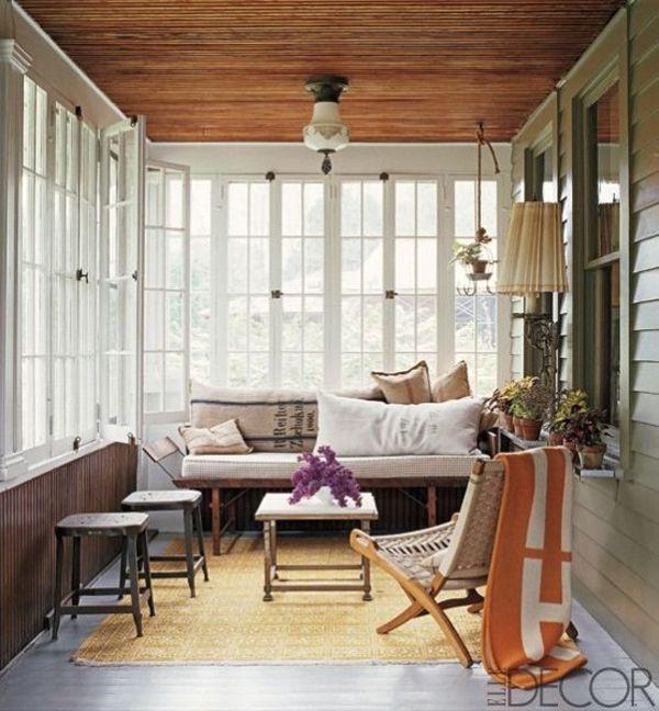 Terrazas acristaladas peque as colores en casa for Terrazas acristaladas decoracion