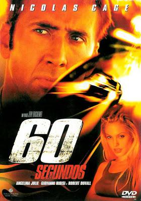 Filme 60 Segundos Dublado AVI DVDRip