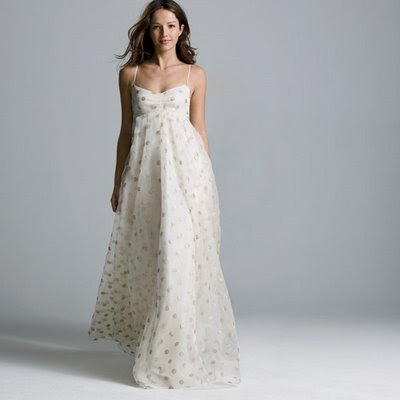Simple white wedding dress picture wedding dress for Simple white dresses for wedding