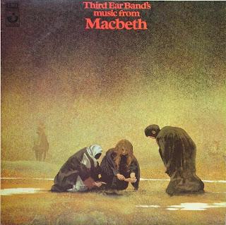 Third Ear Band - Music From Macbeth album cover