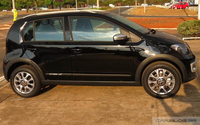 VW CrossUp! TSi - Desempenho e consumo