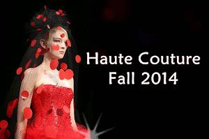 #HauteCouture