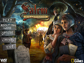 Nat Geo Games Lost Chronicles Salem (with Exclusive Bonus Content)