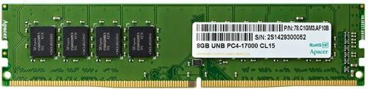 Apacer DDR4 2133 U-DIMM