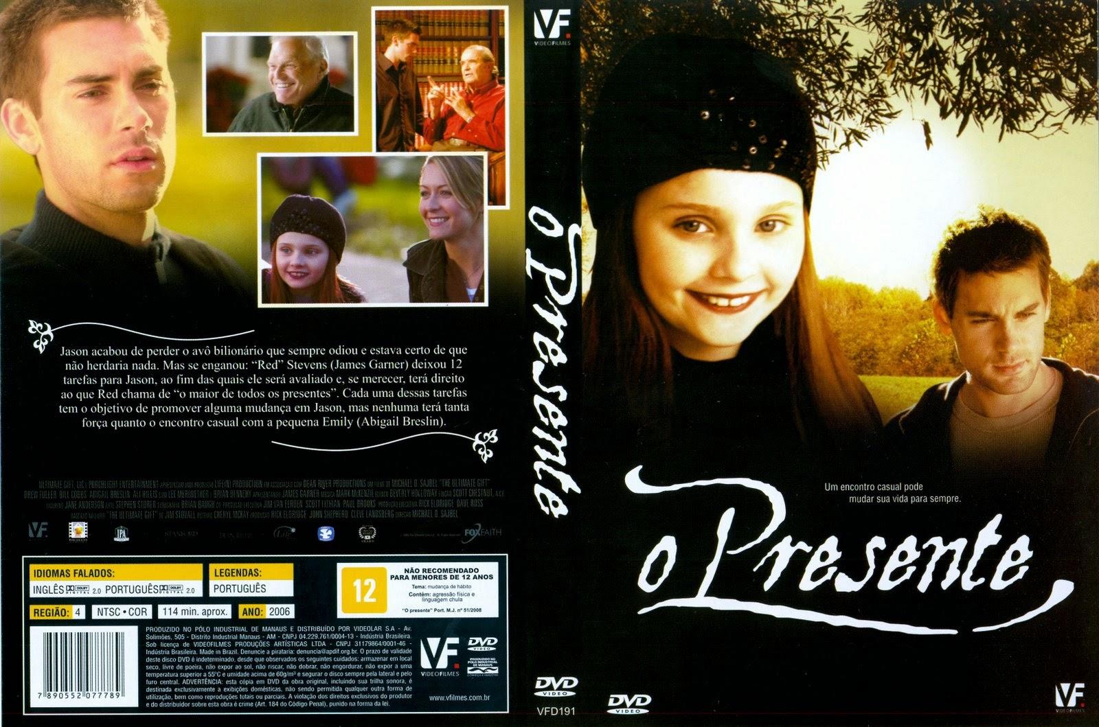 Filme - O Presente (Dublado)