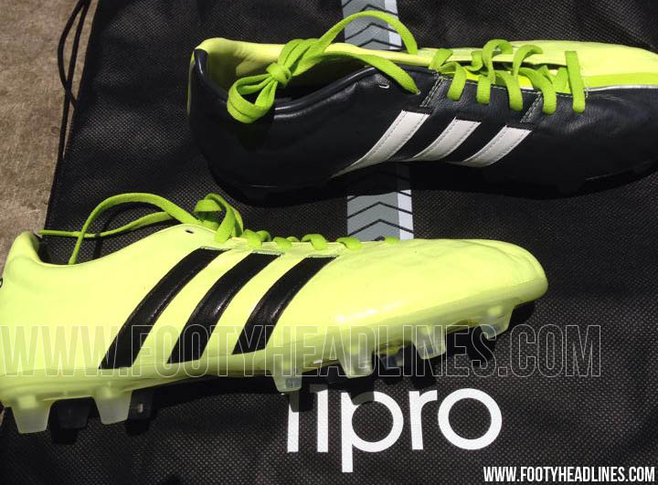 adidas adipure black yellow