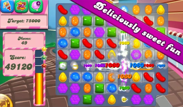 Candy Crush Saga v1.48.0 [MOD] Apk is Here [LATEST]